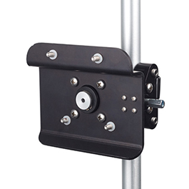 Mounting Bracket, eVentilator Smart Mount, IV Pole or Gurney Mount, Multi-Configuration
