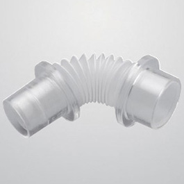 Connector, AirLife, Omni-Flex, Pediatric, 15 mm OD x 15 mm ID