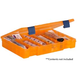 ProLatch StowAway Organizer 3600, Adjustable Compartments, 11inch x 7.25inch x 1.75inch, Orange*LIMITED QUANITTY*