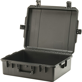 Pelican Storm Case iM2700, Black, No Foam