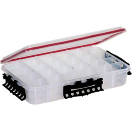 StowAway Utility Box 3700, Waterproof, Adjustable Compartments, 14inch x 9inch x 2.88inch