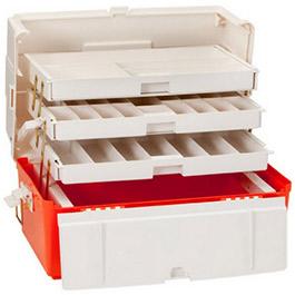 Trauma Box, 3 Tray, Extra Large, 20.83inch x 11.5inch x 12.75inch