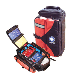 Flightline Ultra Aero-Medical Pack, Red