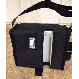 CME Bodyguard 121 Twins IV Pump Carry Case
