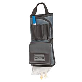 REDI-IV PRO Pack, ICB (Infection Control Bag) Black