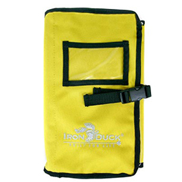 IDX IV Module, for IV Supplies, Tri-Fold, Nylon, Yellow
