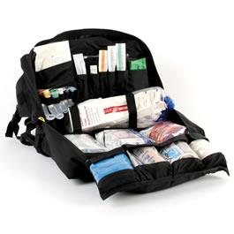 Tactical Medic Load-Out Kit, Black