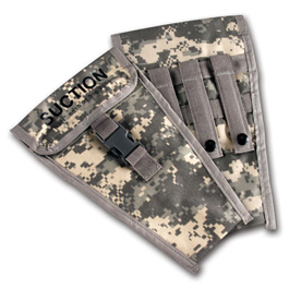 Suction Easy Pouch w/Molle, ACU