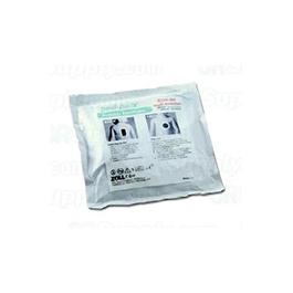 Pedi-padz Multi-Function Electrodes, Polyethylene Foam, Hands-Free, Back (Sternum), Rectangular