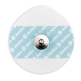 Electrode, WhiteSensor 4500M-H, Wet Gel, Short Term Monitoring, Foam Backing 60/pk 5pk/bx