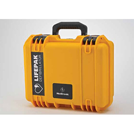 Carry Case, for LifePak CR Plus, Hard Shell, Water-Tight