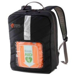 G5 AED Enclosed Backpack