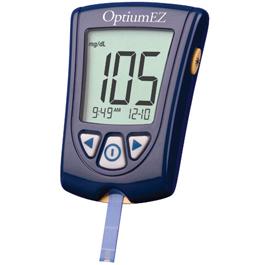 Optium EZ Meter Kit