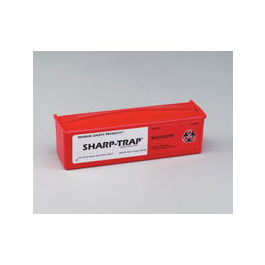 sharp trap bio disposable container bound tree medical