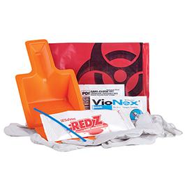 Curaplex Basic Fluid Spill Kit