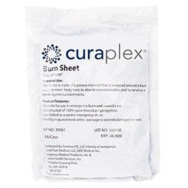 Curaplex Burn Sheet, Sterile, 60inch x 90inch