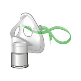 Oxygen Mask w/o Tubing, Aerosol, Standard, Infant