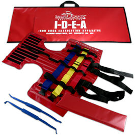 Iron Duck Extrication Apparatus (IDEA), Red*Discontinued*