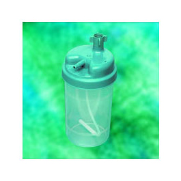 Disposable Humidifier Oxygen Bottle W/4 PSI