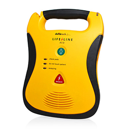 Recertified Defibtech Lifeline AED