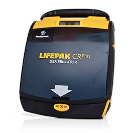 Recertified Lifepak CR Plus Biphasic AED, Semi-Automatic