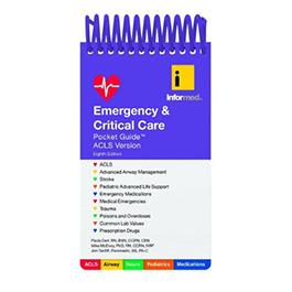 emergency and critical care pocket guide 8th edition bound tree rh boundtree com critical care acls guide apk critical care acls guide app