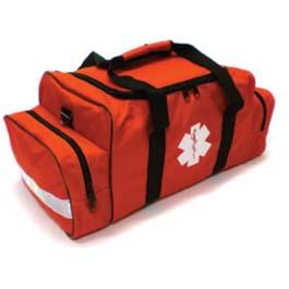 Medsource Attack Bag, w/First Responder EMS Content, Orange