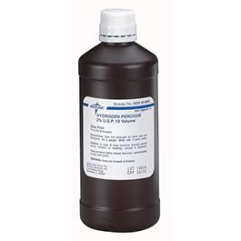 Hydrogen Peroxide, 3 percent, 1gallon