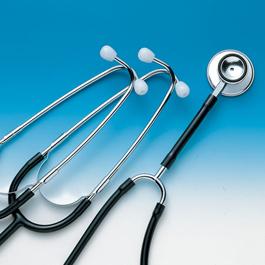 Proscope 671 Stethoscope, Dual Head, Teaching, Black