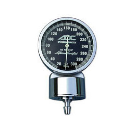 Pocket Replacement Gauge, for 700 and 778 Series, Chrome-Plated
