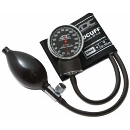 Diagnostix 720 Aneroid Sphygmomanometer, Child Size 9, Black