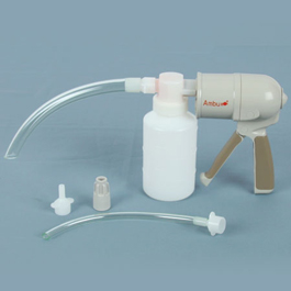 Res-Cue Pump Kit with Disp Canister, Catheters (Infant and Adult), French Catheter Adapter, Disp Bag