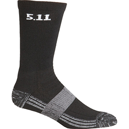 5.11 Socks, Taclite, Black, 6inch