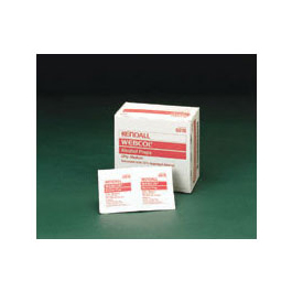 Alcohol Prep Pads, Sterile, Large, 1 3/4inch x 3 1/4inch