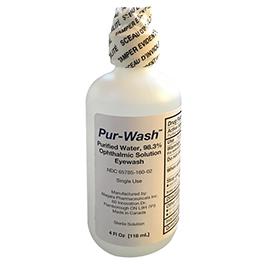 Boroptol Eye Wash, 4oz Bottle
