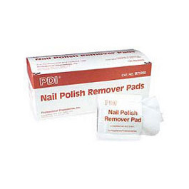 Onyx Nail Polish Remover for Finger Pulse Ox, Pads