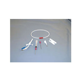 Melker Emergency Cricothyrotomy Catheter Special Operations Set, Cuffed, 5.0mm