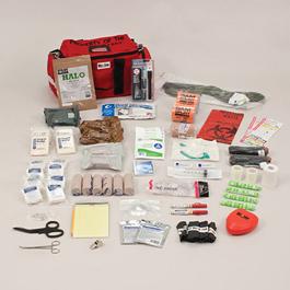 Basic Trauma Kit for US Embassy