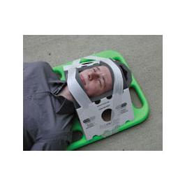 Hoover Headblock Head Immobilizer w/o Tape, Cardboard