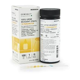 Reagent Urine Test Strips