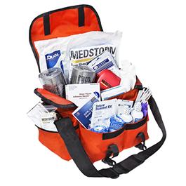 Curaplex First Aid C.E.R.T. Kit, Bagged