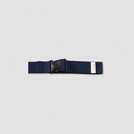 Posey Quick Release Gait Belt, Navy, Standard