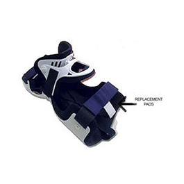 Papoose Infant Immobilizer, w/ Replacement Pads