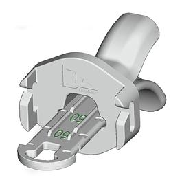 Dual-Air Adjustable Oral Airway, Pediatric
