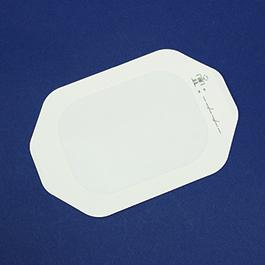 Curaplex Transparent IV Dressing, Small, 2 3/8 inch x 2 3/4 inch