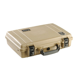 Pelican 1470 Case, w/ Foam, Tan