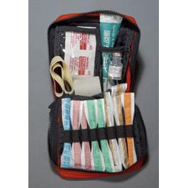 IV Starter Bag, SRP #13, Black Bag w/Orange Trim