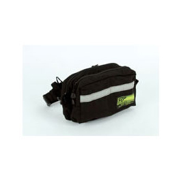 Fanny Pack, Deluxe, Black