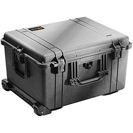 Pelican 1620 Case, 21.48 inch x 16.42 inch x 12.54 inch, Black w/Pick N Pluck Foam