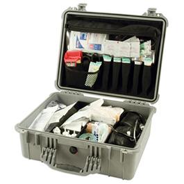IV/Trauma Box w/Large Lid Insert, No Contents